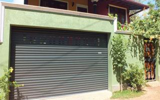 Domestic Roller Doors - Designer Roller Door, Swing Gates, Sliding ...