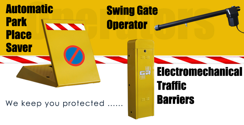 Barrier Gate Opener